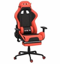 Compra XPelkys sedia da gioco rossa e nera al miglior prezzo